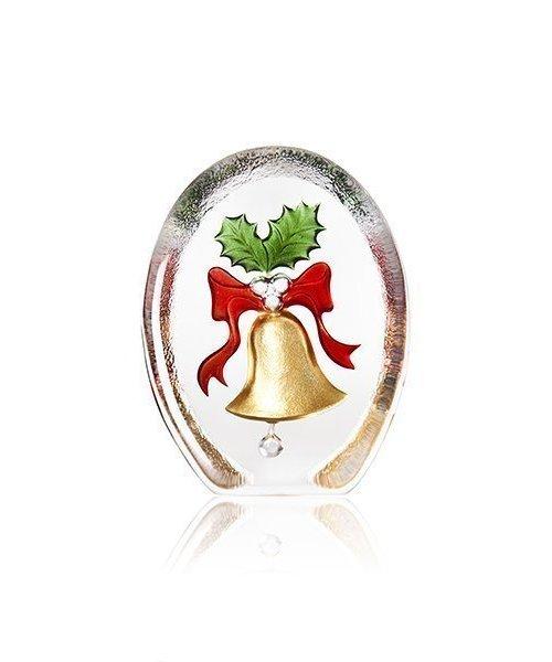 Christmas Bell and Mistletoe