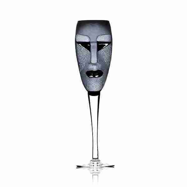 Amazing Champagne Glass Kubik Drink out of the ordinary