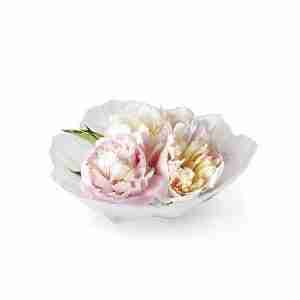 Simply Clear Anemone Bowl