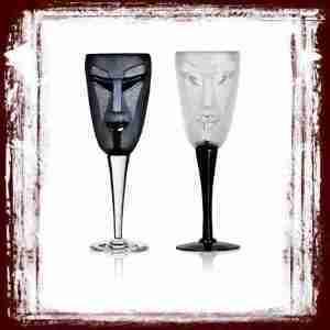 Amazing Wine Glasses Kubik