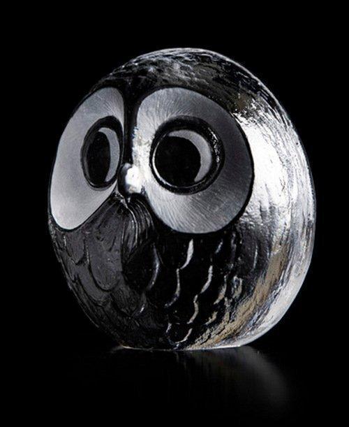Clear Original Owl Reverse Cast