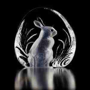 Small Rabbit Looking