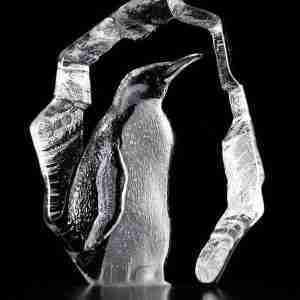 Lonely Penguin Original